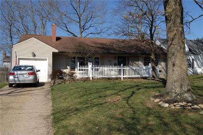 Muskingum County Single Family Home For Sale: 2765 West Ridgewood Cir