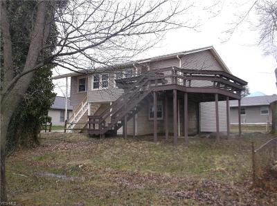 Muskingum County, Perry County, Guernsey County, Morgan County Single Family Home For Sale: 1300 Cobo Ln
