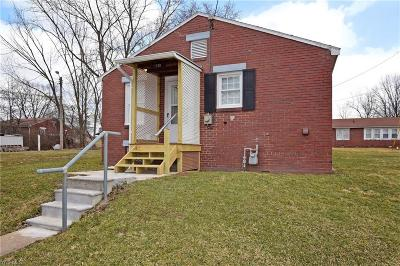 Massillon Single Family Home For Sale: 1330 Arapahoe Road
