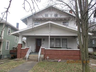 Cambridge Single Family Home For Sale: 406 N 10th Street
