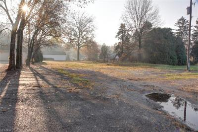 Lorain County Residential Lots & Land For Sale: 32489 Center Ridge Rd