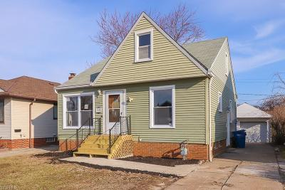 Single Family Home For Sale: 7102 Laverne Ave