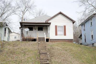 Guernsey County Single Family Home For Sale: 1413 Morton Ave