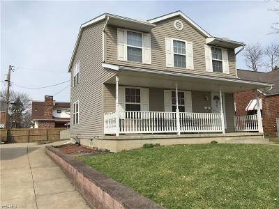 Canton OH Single Family Home For Sale: $99,900