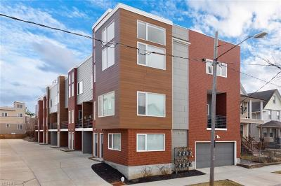 Cleveland Condo/Townhouse For Sale: 1885 W 58 Street