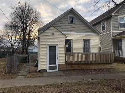 Single Family Home For Sale: 2144 West 47th St