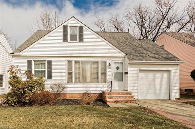 Single Family Home For Sale: 4103 Lowden Rd