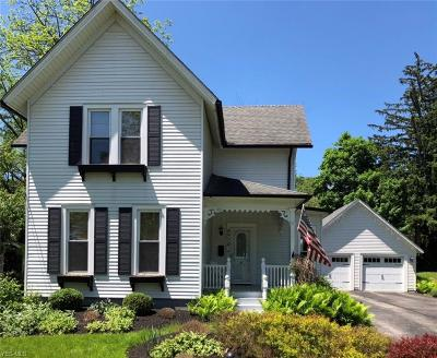 Brecksville Single Family Home Contingent: 8970 Cedar St