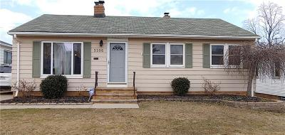 Single Family Home For Sale: 3106 Standish Ave