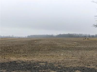 Lorain County Residential Lots & Land For Sale: 17572 Indian Hollow Rd