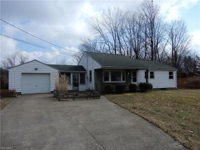 Medina County Single Family Home For Sale: 625 Sandra Dr