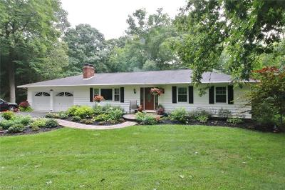 Single Family Home For Sale: 2510 Kenlo Woods Dr