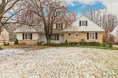 Lyndhurst Single Family Home For Sale: 4948 Countryside Rd