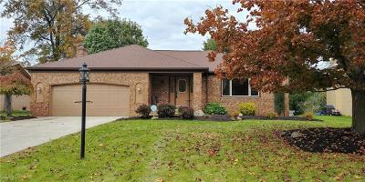North Royalton Single Family Home For Sale: 5790 Goodman Dr