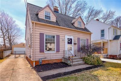Single Family Home For Sale: 5103 Maplecrest Ave