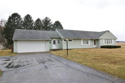 Muskingum County Single Family Home For Sale: 365 Airport Rd