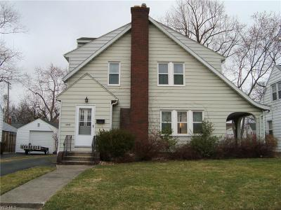 Single Family Home For Sale: 2429 24th St