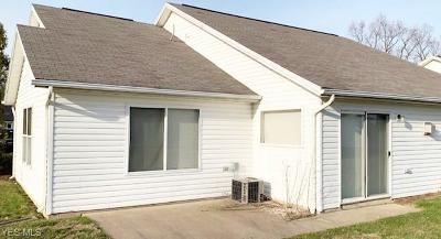 Lorain County Condo/Townhouse For Sale: 4441 Oneil Blvd #A
