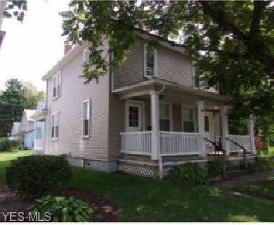 Multi Family Home Active Under Contract: 337-339 S 15th Street