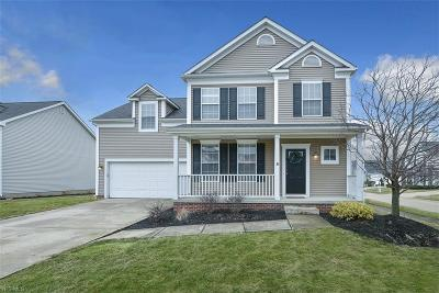 North Ridgeville Single Family Home For Sale: 37062 Chaddwyck Ln