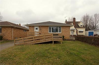 Single Family Home For Sale: 4617 Yorkshire Ave
