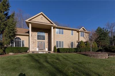Solon Single Family Home For Sale: 5175 Crofton Avenue