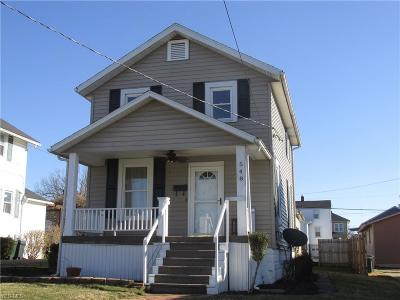 Muskingum County Single Family Home For Sale: 548 Winton Ave