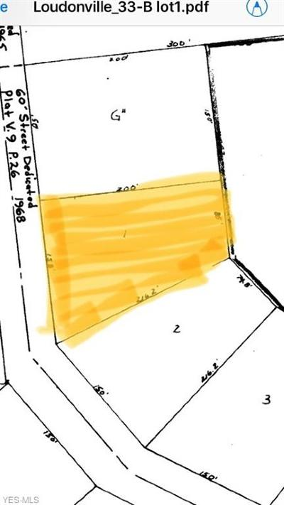 Ashland County Residential Lots & Land For Sale: Twp Road 659