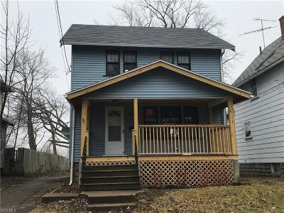 Lorain County Single Family Home For Sale: 1055 West 12th St