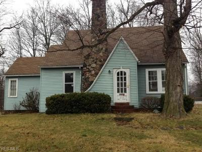 Single Family Home For Sale: 200 West Cook Rd