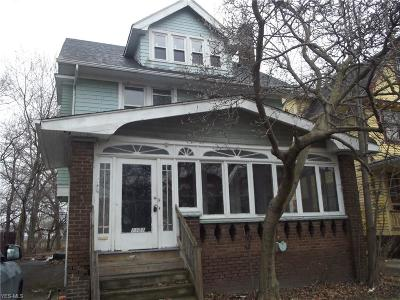 Cleveland Single Family Home For Sale: 1101 Carlyon Road