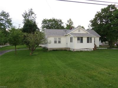 Medina County Single Family Home For Sale: 1553 Medina Rd