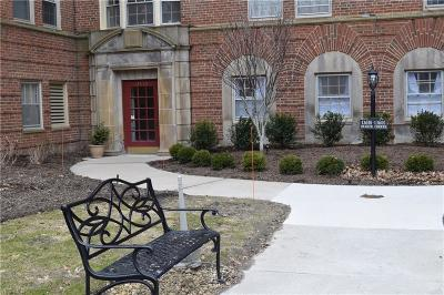 Cleveland Condo/Townhouse For Sale: 13610 Shaker Boulevard #301