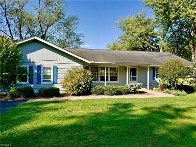 Single Family Home For Sale: 55 Paw Paw Lake Dr