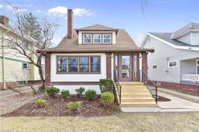 Lakewood Single Family Home For Sale: 2139 Woodward Ave