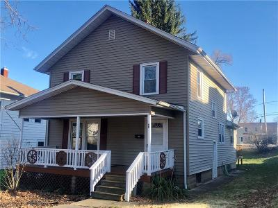 New Concord Single Family Home For Sale: 160 Harper St
