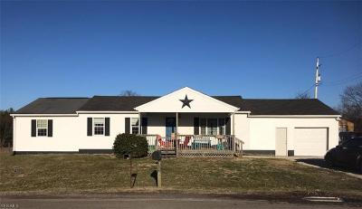 Perry County Single Family Home For Sale: 16170 State Route 37 East