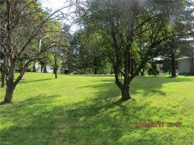 Medina County Residential Lots & Land For Sale: Boston Rd