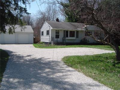 Olmsted Township Single Family Home For Sale: 26909 Cook Rd