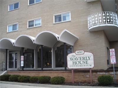 Lakewood Condo/Townhouse For Sale: 14567 Madison Ave #209