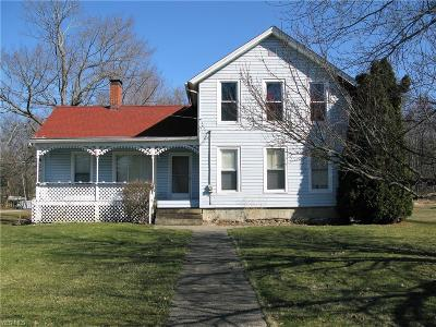 Orwell Single Family Home For Sale: 195 E Main Street