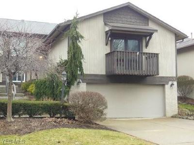 Canton Condo/Townhouse For Sale: 1406 Easthill Sq Northeast