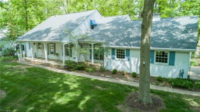 Medina County Single Family Home For Sale: 900 Shorewood Dr