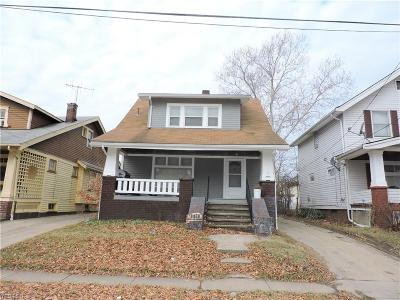 Cleveland Single Family Home For Sale: 3420 West 94th St