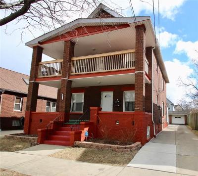 Lakewood Multi Family Home For Sale: 2151 Halstead Ave