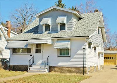 Cleveland Single Family Home For Sale: 3659 Highland Rd