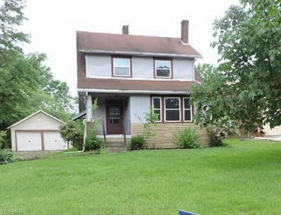 North Lima OH Single Family Home For Sale: $43,900