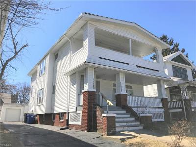 Cleveland Multi Family Home For Sale: 11109 Fidelity Ave