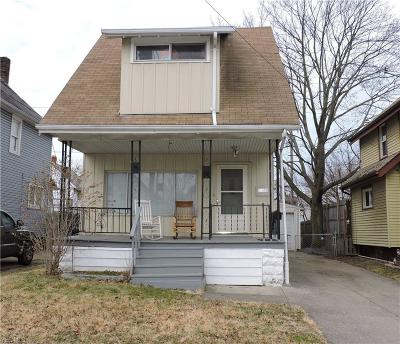 Cleveland Single Family Home For Sale: 3328 West 91st St
