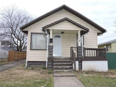 Cleveland Single Family Home For Sale: 4472 West 137th St